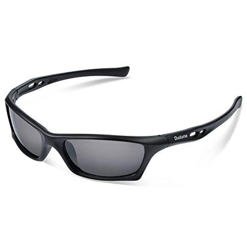43d31a290c2 Duduma Mens and Womens Polarized Sports Sunglasses for Baseball Softball  Fishing Golf Running Cycling Driving Hiking Unbreakable Shades Du649