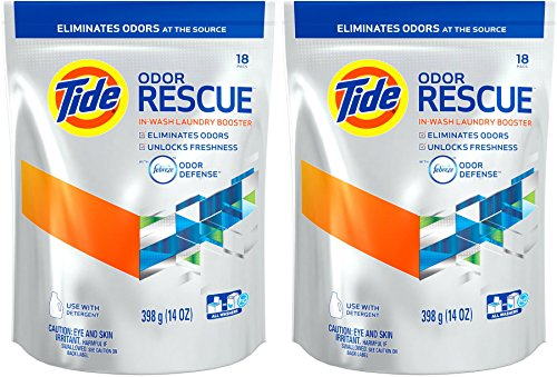 Tide Washing Machine Cleaner 10 Count Package Capauqa